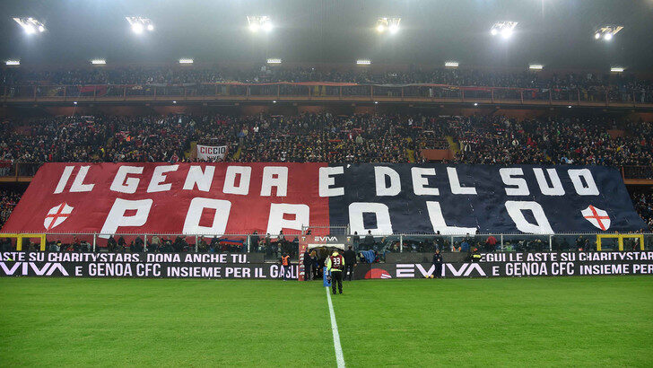 Il miglior difensore centrale della storia del Genoa