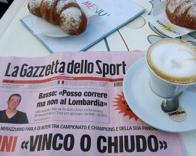 Cosa ho scoperto leggendo i giornali di stamattina (mercato Genoa)