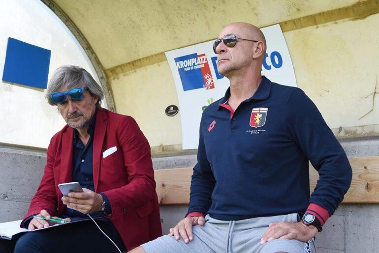 Laxalt ai saluti, il Genoa trova il sostituto e riapre a Bertolacci