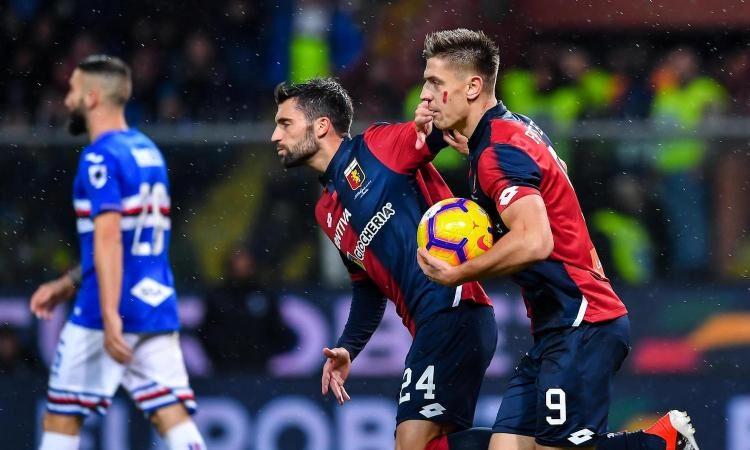 Il Genoa è tornato a ruggire ma il pareggio nel derby impone alcune riflessioni