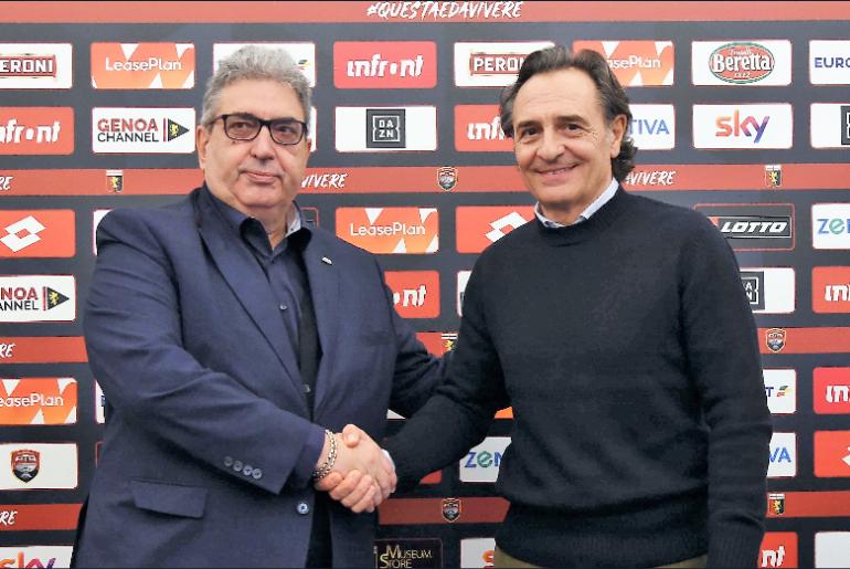 Prandelli al Genoa, il mago Champions vuole cancellare gli ultimi flop: le sue prime parole
