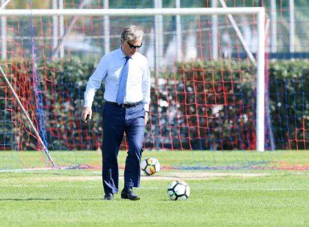 Centro sportivo a Cogoleto, il sindaco Cavelli gela il Genoa