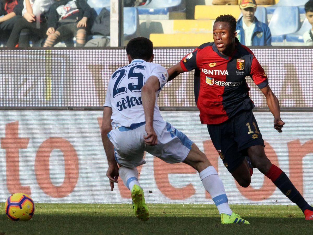 Genoa, senza Kouamé (e senza punta) l'attacco è da rifare: tre profili in lista