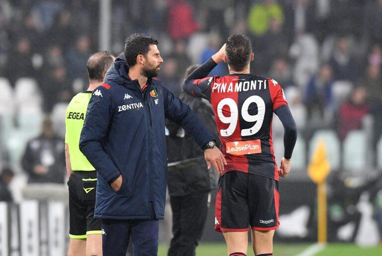 Genoa, Piatek dice no e Thiago Motta ne libera quattro