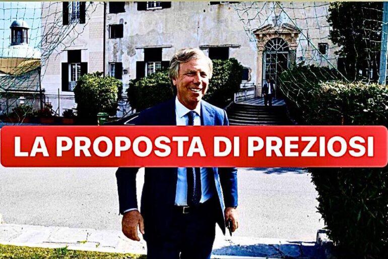 Ecco la proposta del Genoa di Preziosi per il futuro del campionato