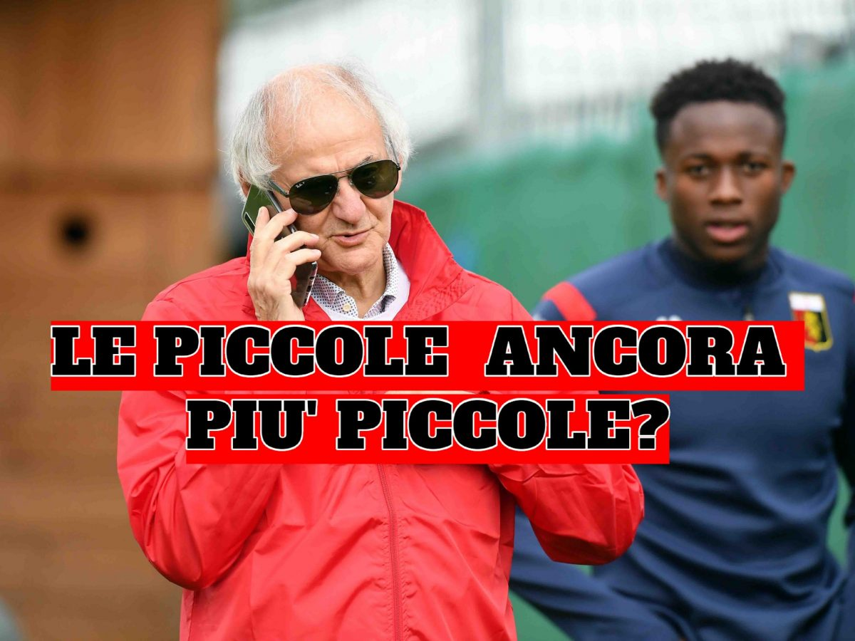 """Capozucca svela la fine della Serie A: """"Scudetto e retrocessioni, vi dico che…"""""""