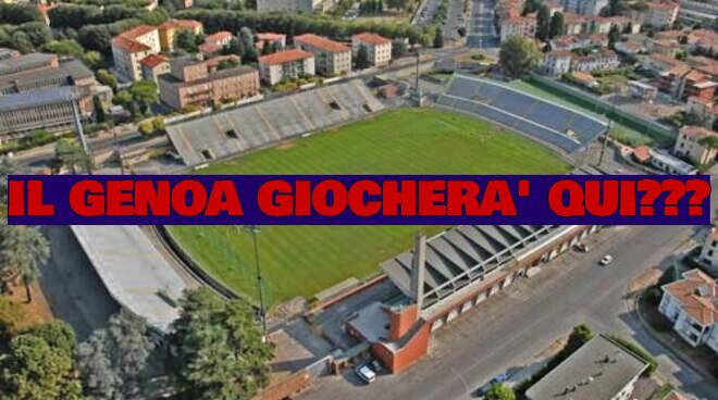 Genoa in campo neutro se la Serie A riparte