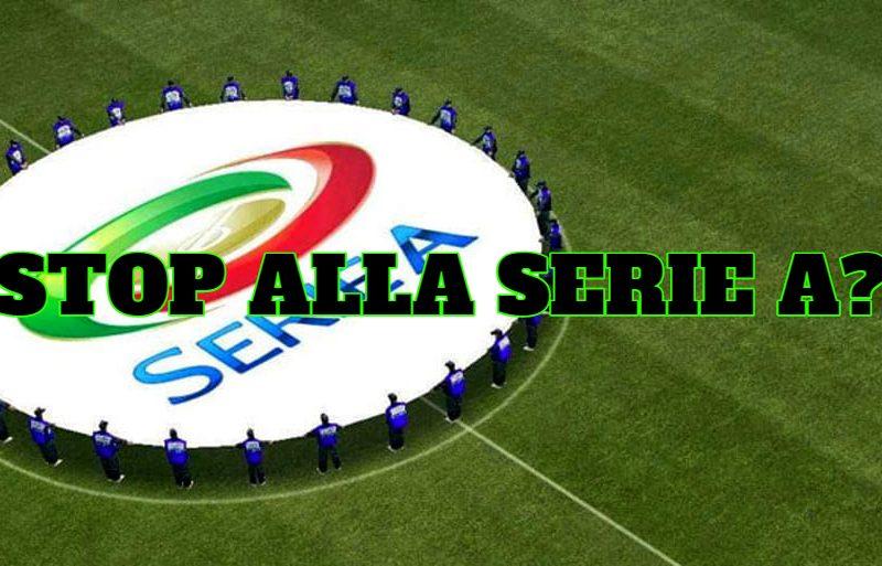 Ecco cosa succederebbe se la Serie A si fermasse