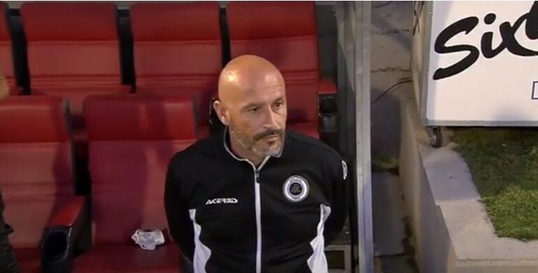 Genoa all in su Vincenzo Italiano, la prima scommessa di Faggiano