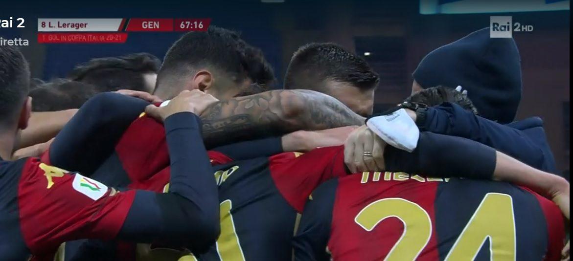 Video Sampdoria Genoa 1-3, gol e highlights: tre fulmini ribaltano il derby
