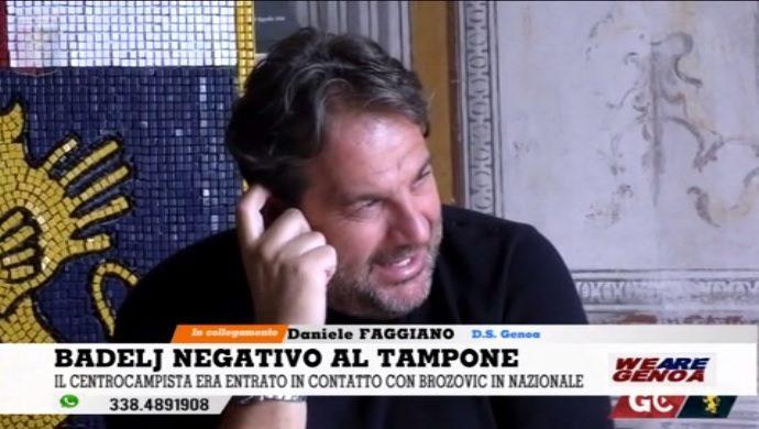 Faggiano a We Are Genoa / 5 considerazioni sul suo intervento, una riguarda Gessi Adamoli