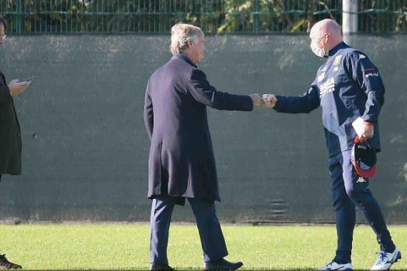 Maran al bivio, la crisi del Genoa fa riflettere Preziosi