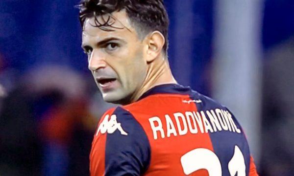 Genoa: Radovanovic, quando la maglia è sempre sudata