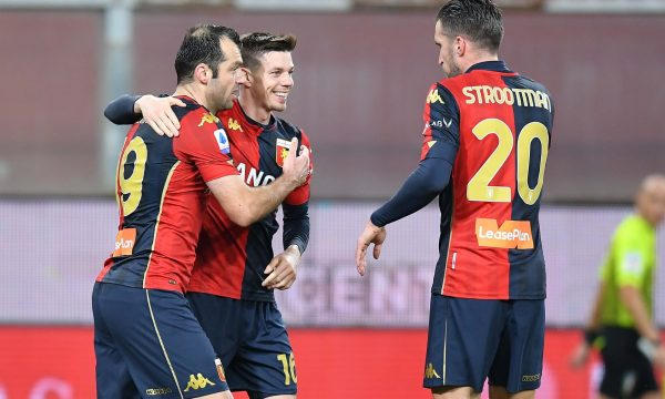 Genoa e Verona mandano in crisi i bookmakers