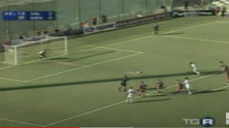 15 anni fa Stellini ha rimesso le ali al Genoa con una prodezza indimenticabile: il video originale